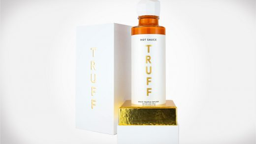 White Truffle Infused Hot Sauce - Truff