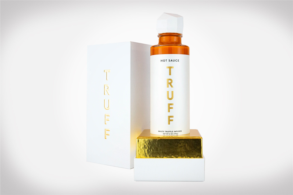 White Truffle Infused Hot Sauce from Truff