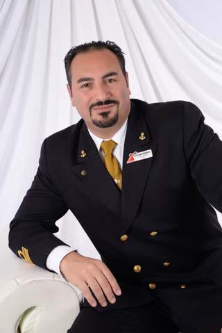 Captain Stefano Bonica