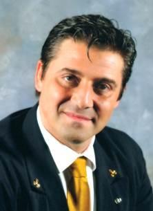 Chief Engineer Giovanni Lombardo
