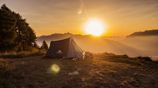 How to Choose the Ideal Camping Location