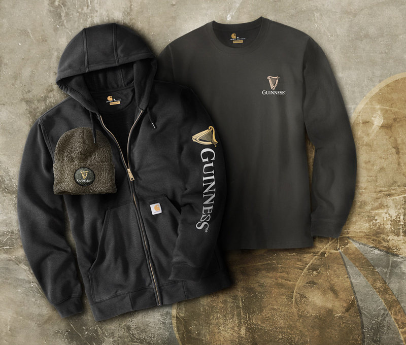 Carhartt x Guinness Collection
