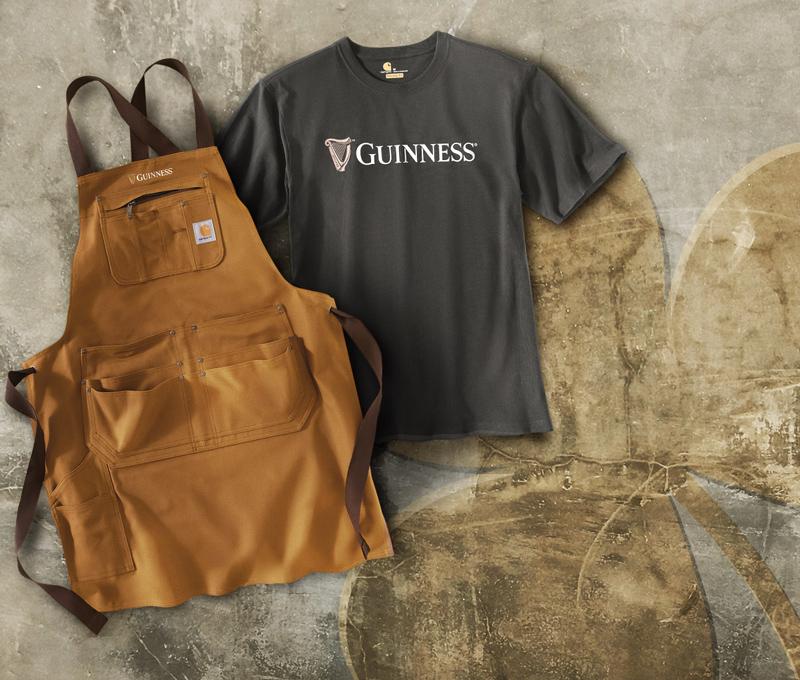 Guinness x Carhartt Collection