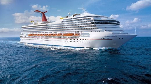 Carnival Radiance Concept