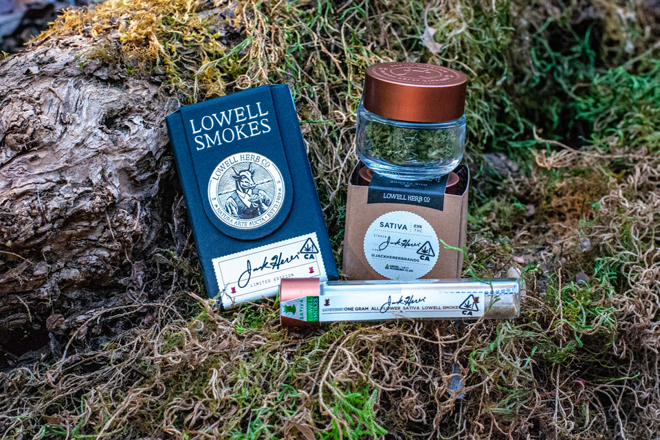 Herer x Lowell Herb Co. collaboration