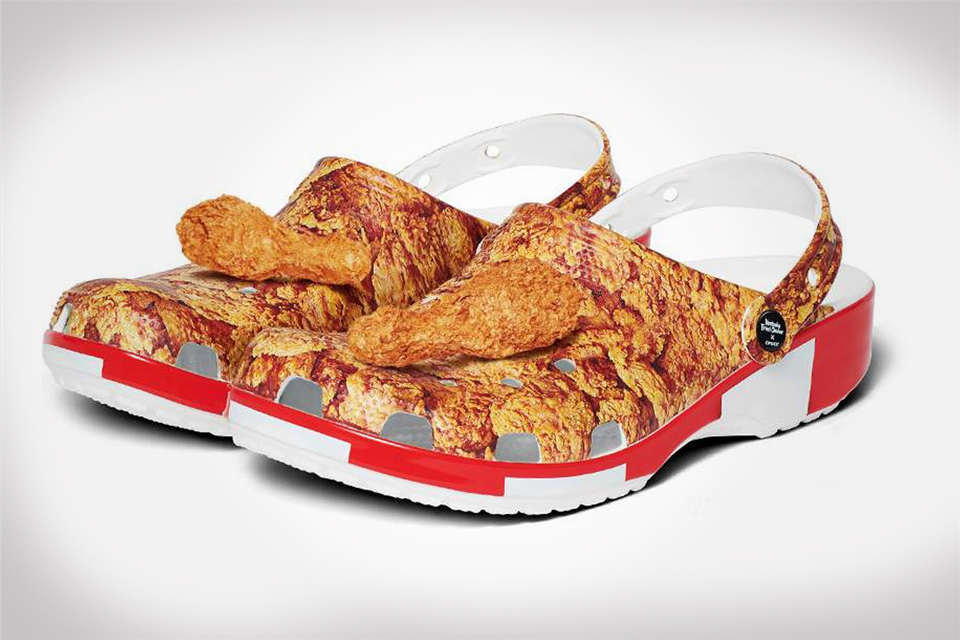 Kentucky Fried Chicken x Crocs, the Collaboration No One Asked For | Joe's Daily