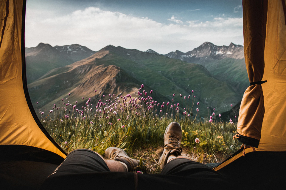 Plan Your Ultimate Photo Camping Trip
