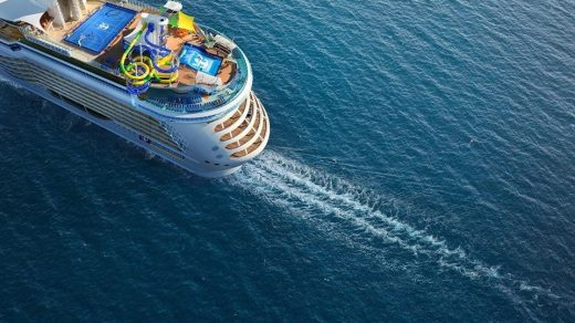 Freedom of the Seas new renovation