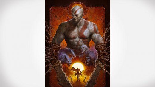 God of War: Fallen God Comic Book