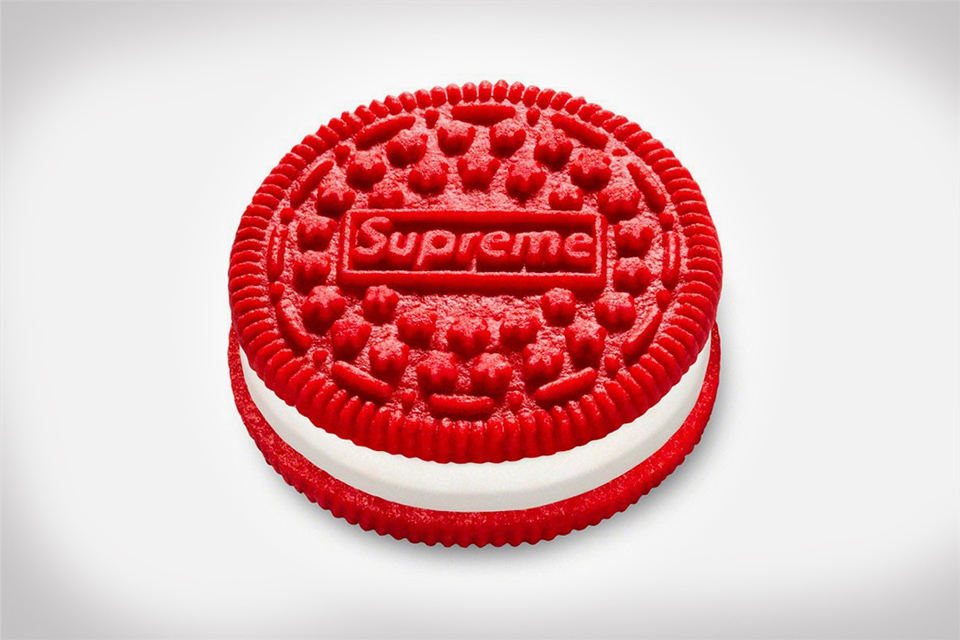 Supreme x Oreo Collaboration