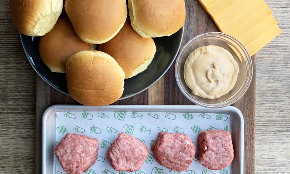 Make a Shake Shack burger at home