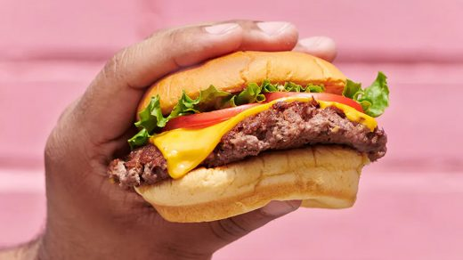 Shake Shack Burger DIY Kit
