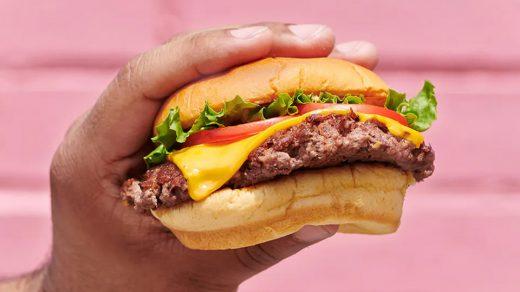 Shake Shack Burger DIY Kit
