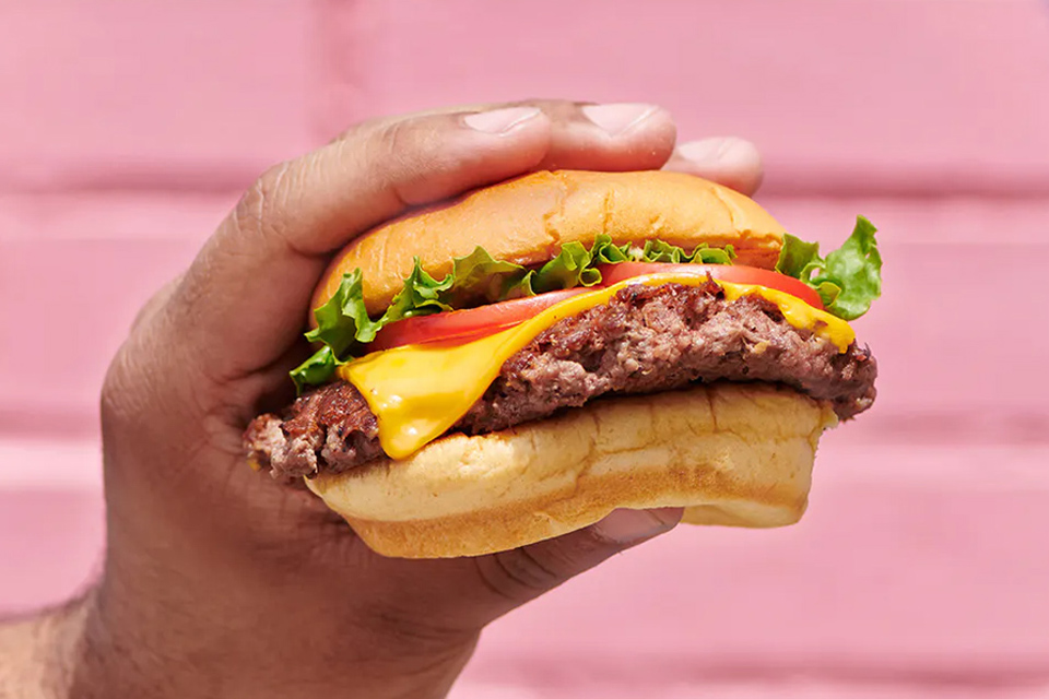 Shake Shack Burger Kit
