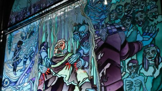 Game of Thrones Stained Glass in Belfast