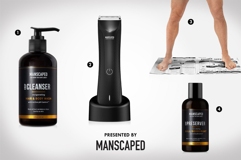 Grooming gift guide for Father's Day