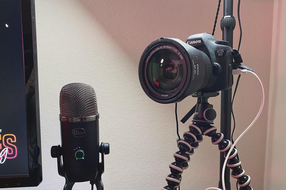 How to setup Canon EOS Webcam Utility Beta