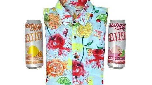 Natty Light Custom Shirt