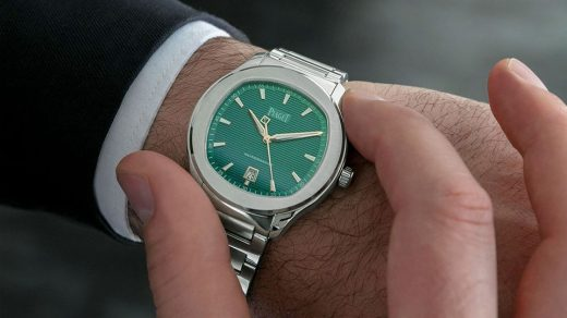 Piaget Polo S with Green Dial