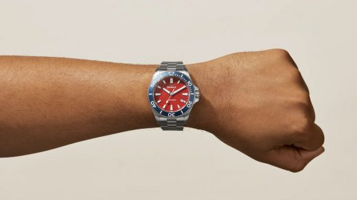 Shinola Harbor Monster Dive Watch