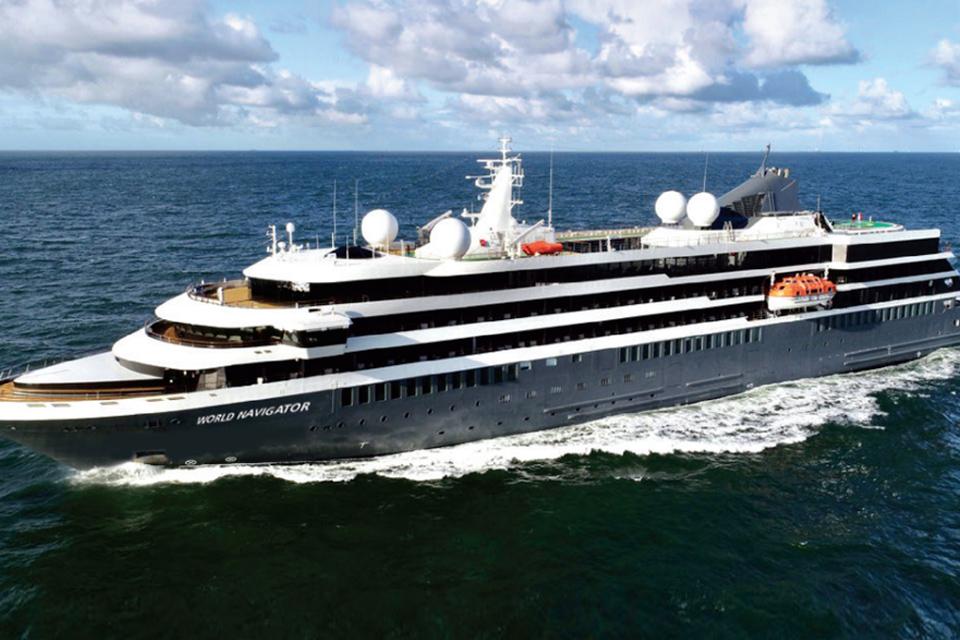World Navigator - Atlas Ocean Voyages