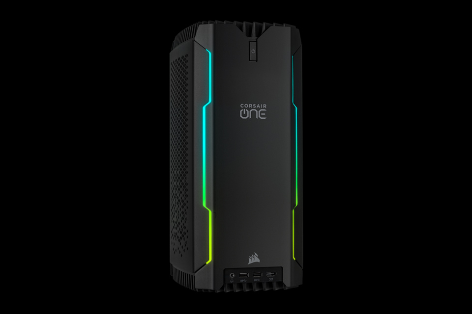 Introducing the New CORSAIR ONE a100 Gaming PC