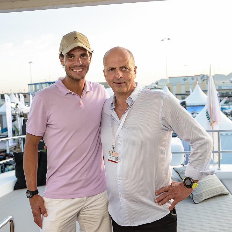 Rafael Nadar & Francis Lapp