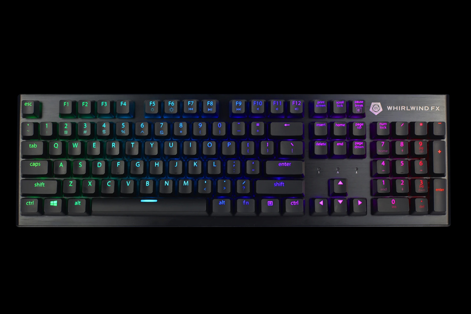 WhirlwindFX Element Gaming Keyboard