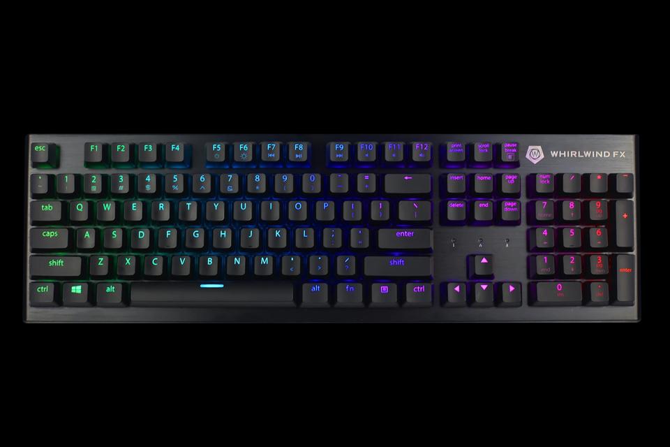 Whirlwind FX Element Gaming Keyboard