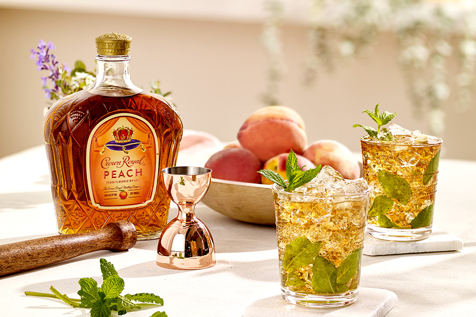 Crown Royal Peach recipes