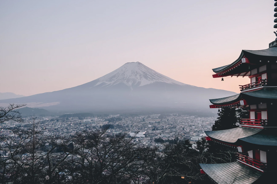 Japan travel inspiration