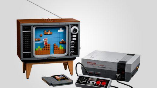 LEGO Nintendo System