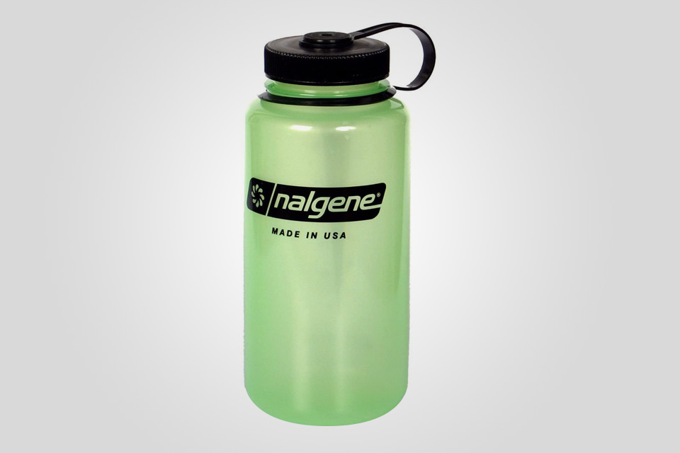Nalgene Glow in the Dark Bottle