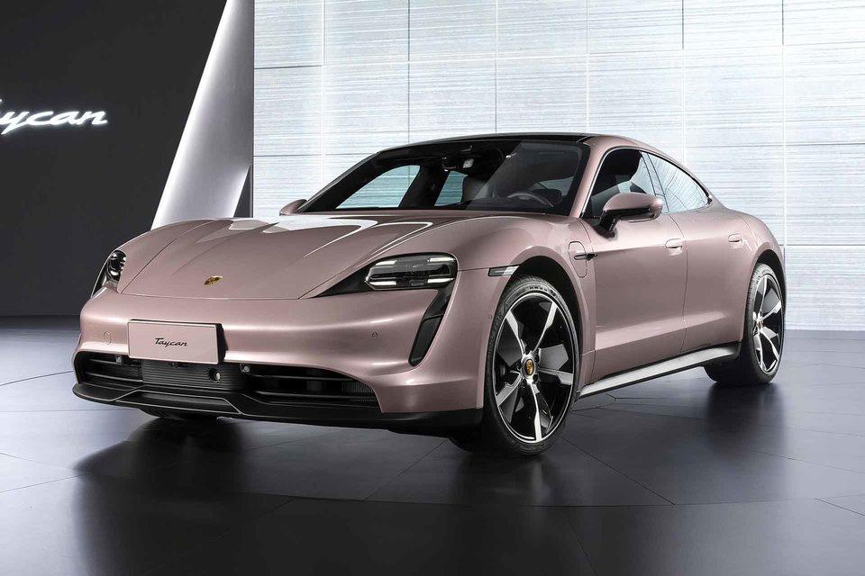 Porsche Taycan RWD Sedan