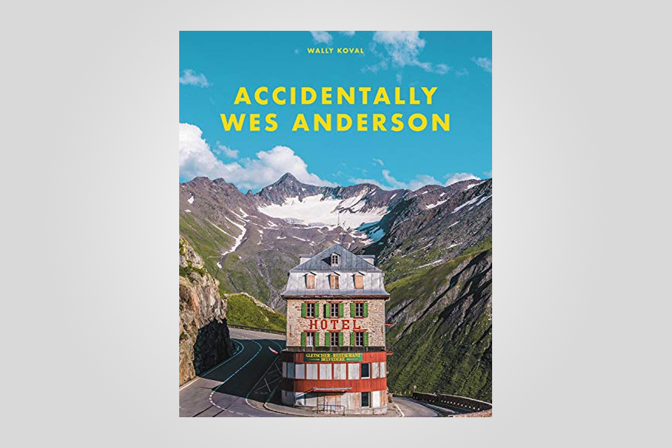 Accidentally Wes Anderson Book