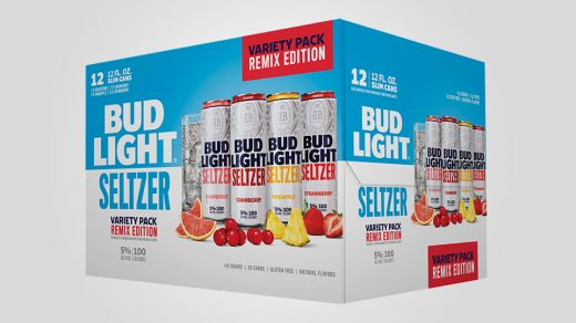 Bud Light Seltzer Remix Edition