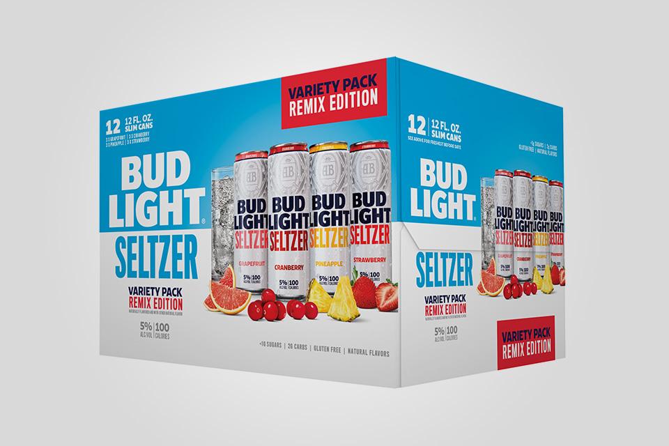 Bud Light Seltzer Remix Edition