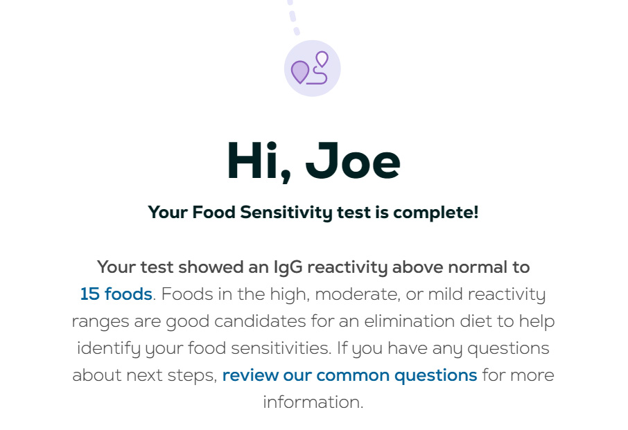 EverlyWell Results