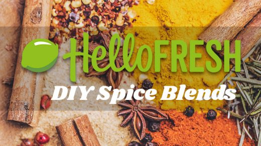 HelloFresh Spice Blends Recipe