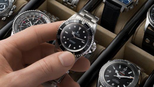 Rolex on WatchFinder