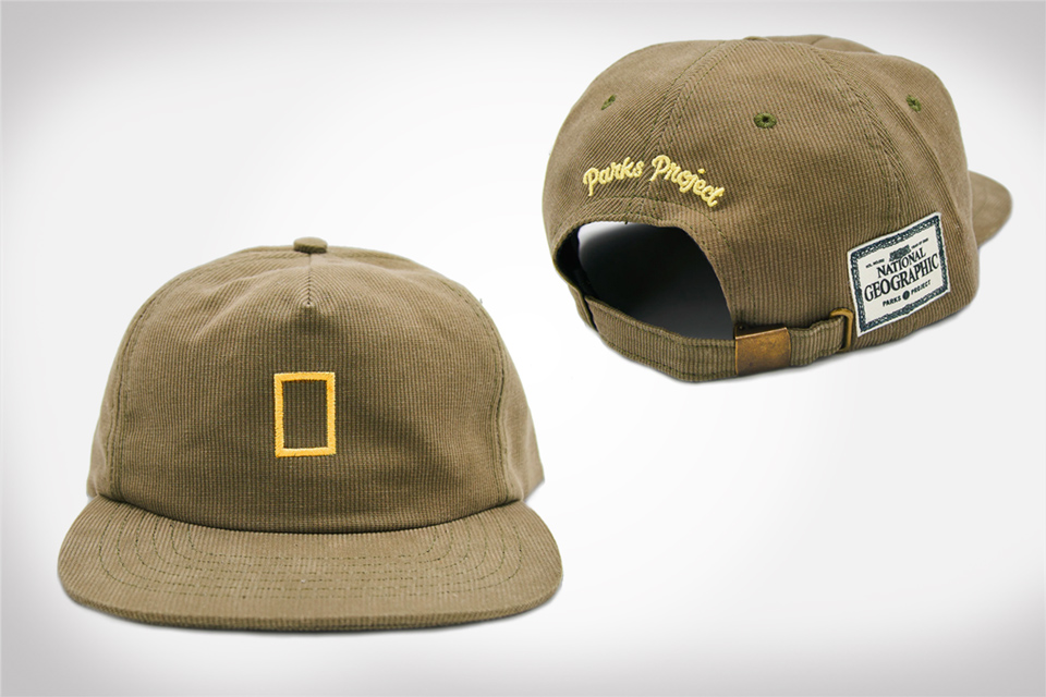 National Geographic Hat