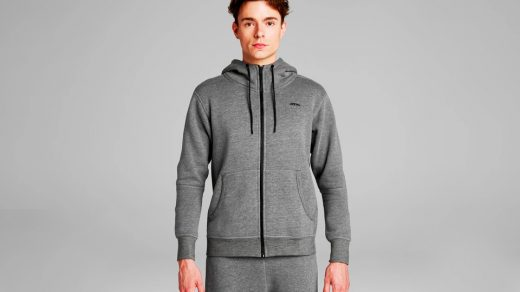Ateyo ZIP-UP Sweatshirt