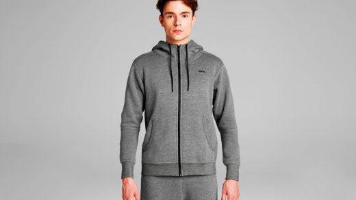 Ateyo ZIP-UP Sweatshirt