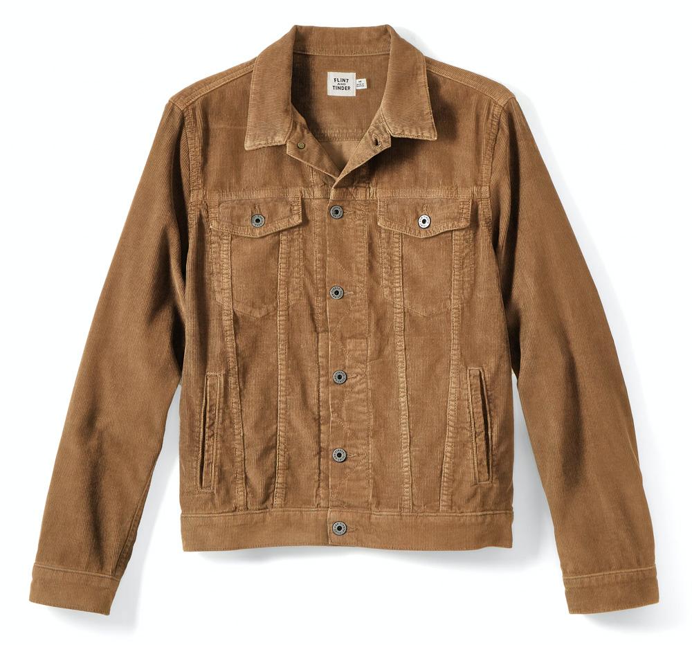 Ben Harper Cord Jacket