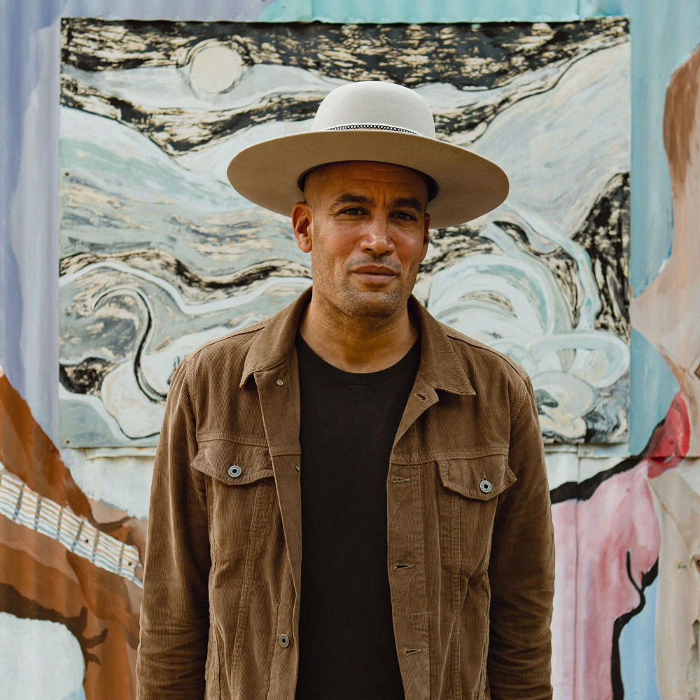 Ben Harper x Huckberry Collaboration