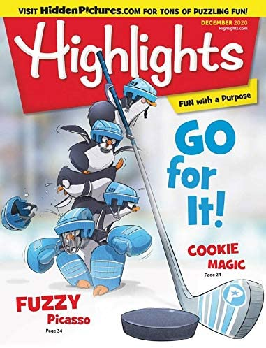 Highlights for Children Print Subscription