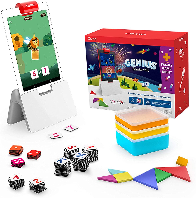 Osmo - Genius Starter Kit for Fire Tablet