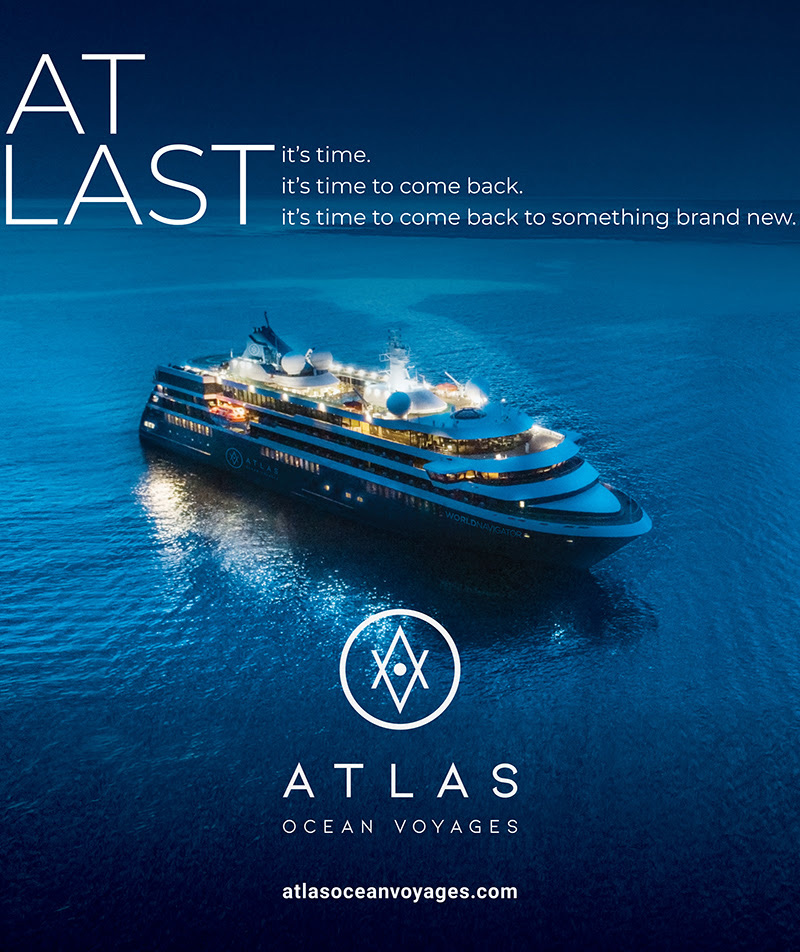 At Last... Atlas Marketing Campaign
