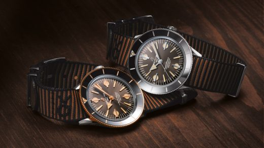 Breitling x Outerknown Superocean Heritage '57 watch