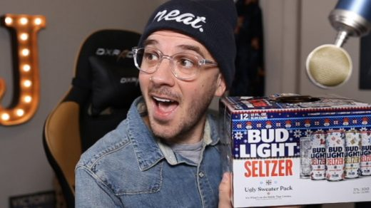 Bud Light Seltzer Ugly Sweater Review